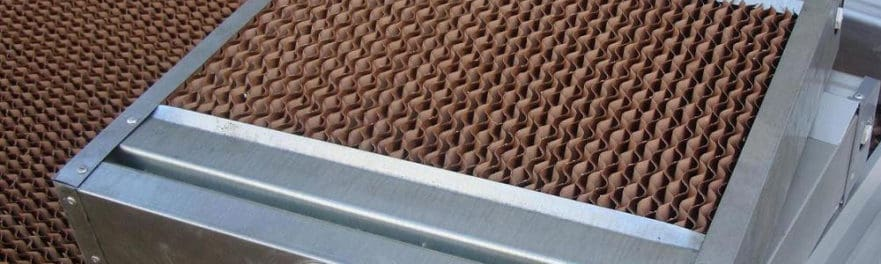 Evaporative Cooler Pads Rigid