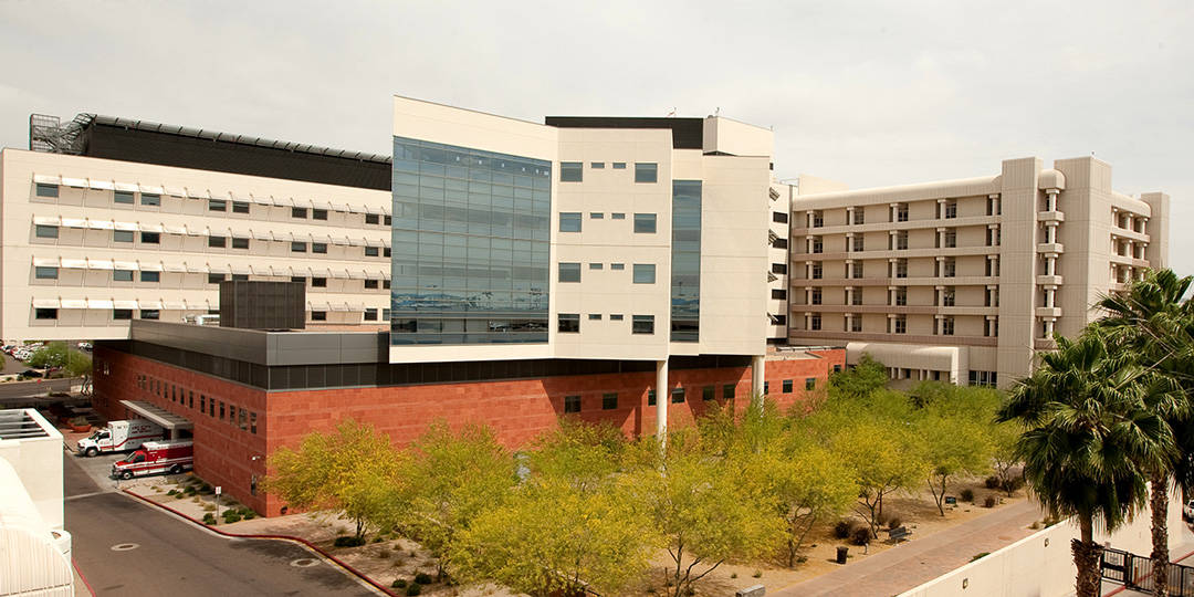 Hospital building maintenance phoenix